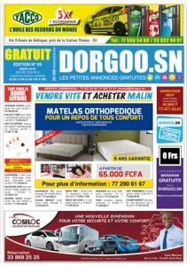 DORGOO.SN Journal des petites annonces gratuites au Sénégal
