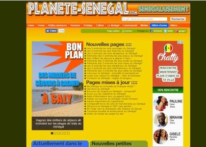 Le site d'annonce immobilière au Sénégal, planete-senegal.com, spécialiste de l'immobilier au Sénégal de la Petite Cote