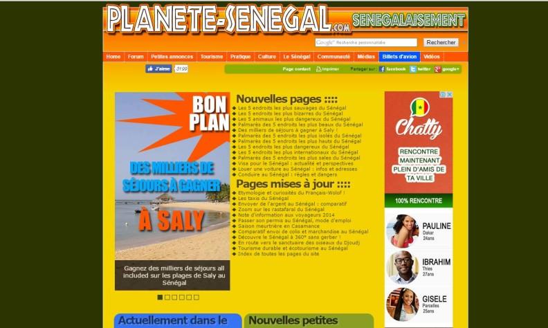 Les sites d'annonces gratuites de rencontre au senegal